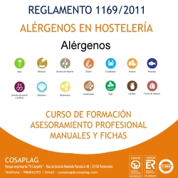 Ley de Alérgenos - Cosaplag