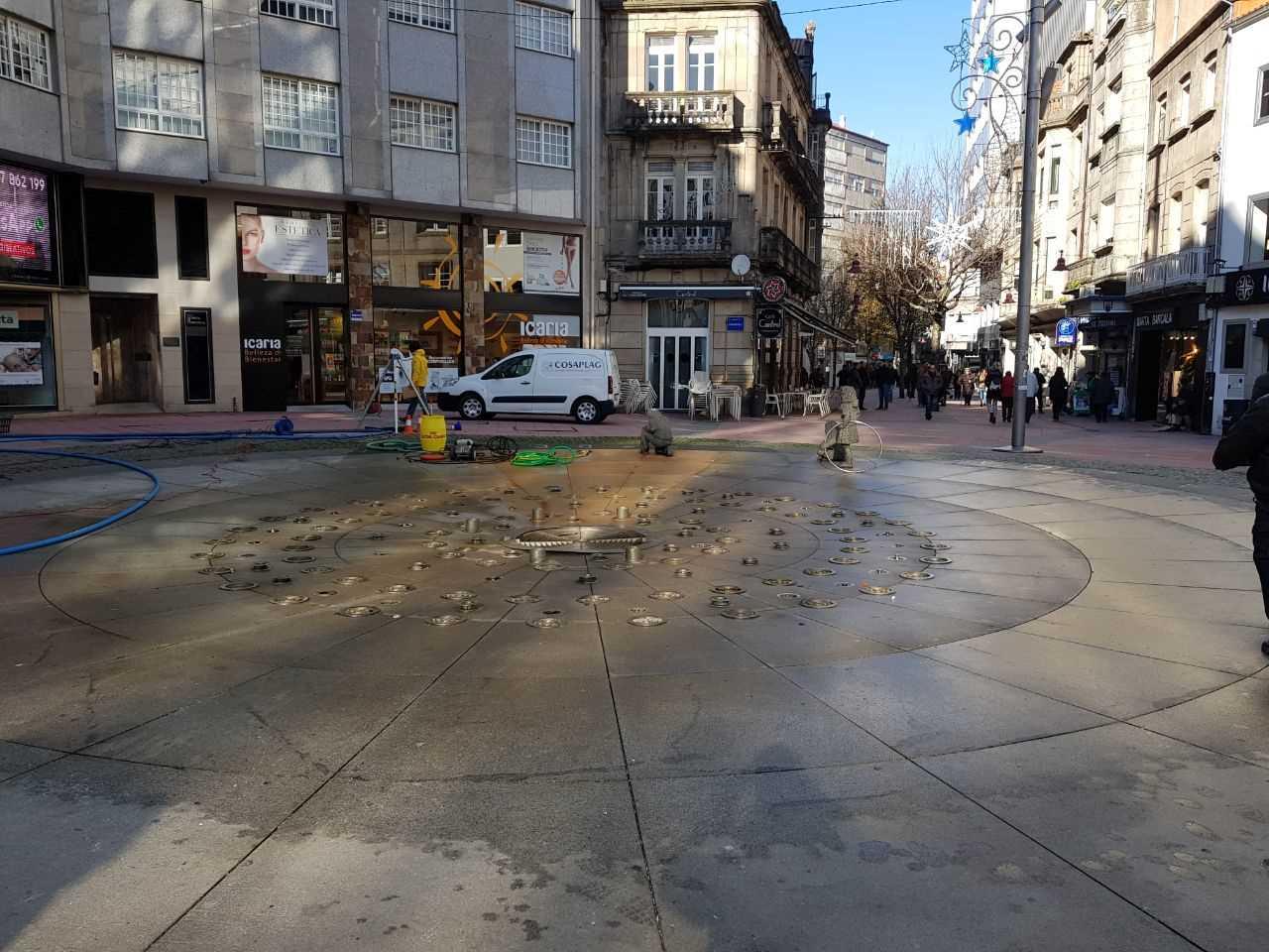 Tratamientos frente a Legionella en Galicia